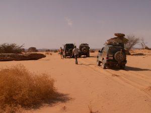 TUNESIEN Wüste-Pur-Tour