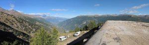 Alpen West 3 im August 2019 @ Camping Mulino | Saint-oyen | Valle d'Aosta | Italien